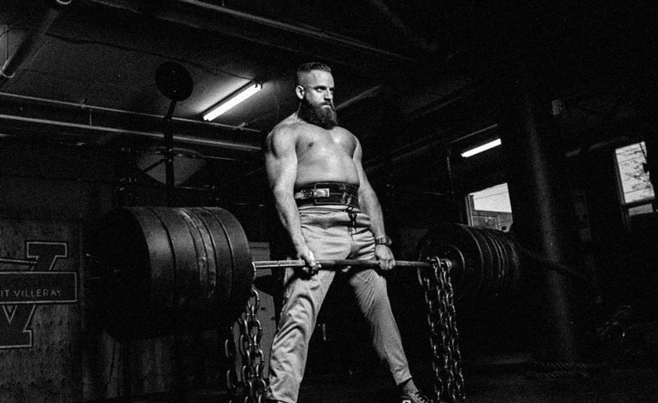 Optimal Strenght Training for the Natural Athlete - Thibarmy