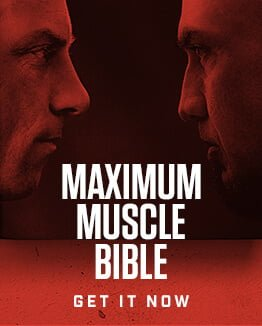 Maximum muscle bible
