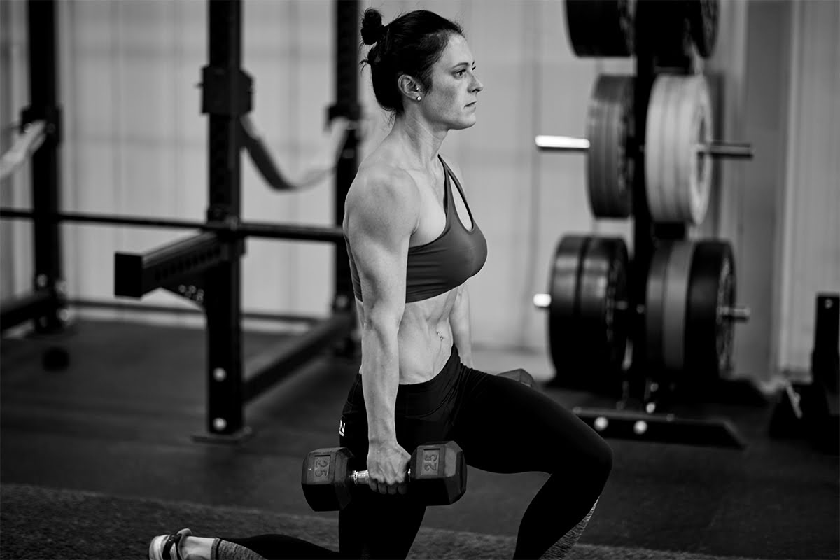 Hard Body Training For Women