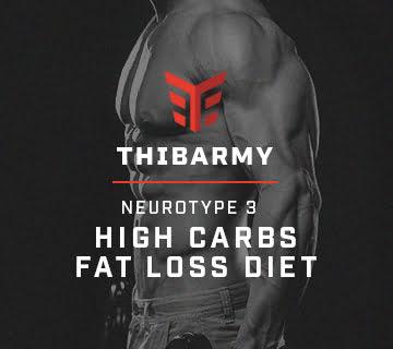 DIET NEUROTYPE 3 FAT LOSS