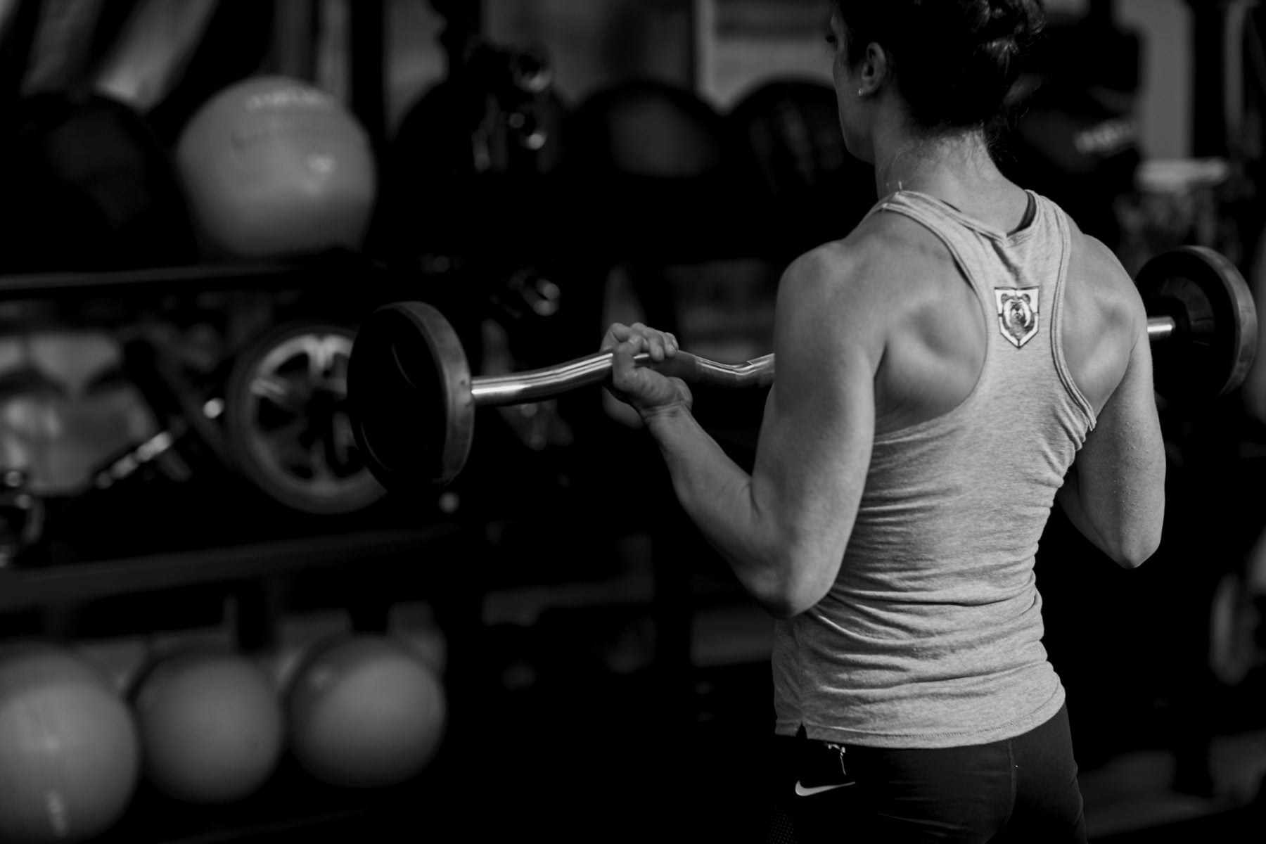 Isometrics For Mass – How To Get Bigger By Not Moving A Muscle